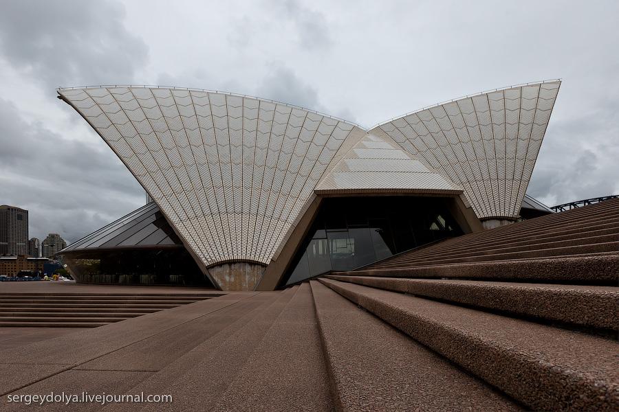 728 Сиднейский оперный театр