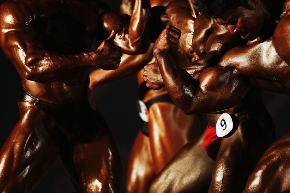 742 Соревнования по бодибилдингу с разных странах мира