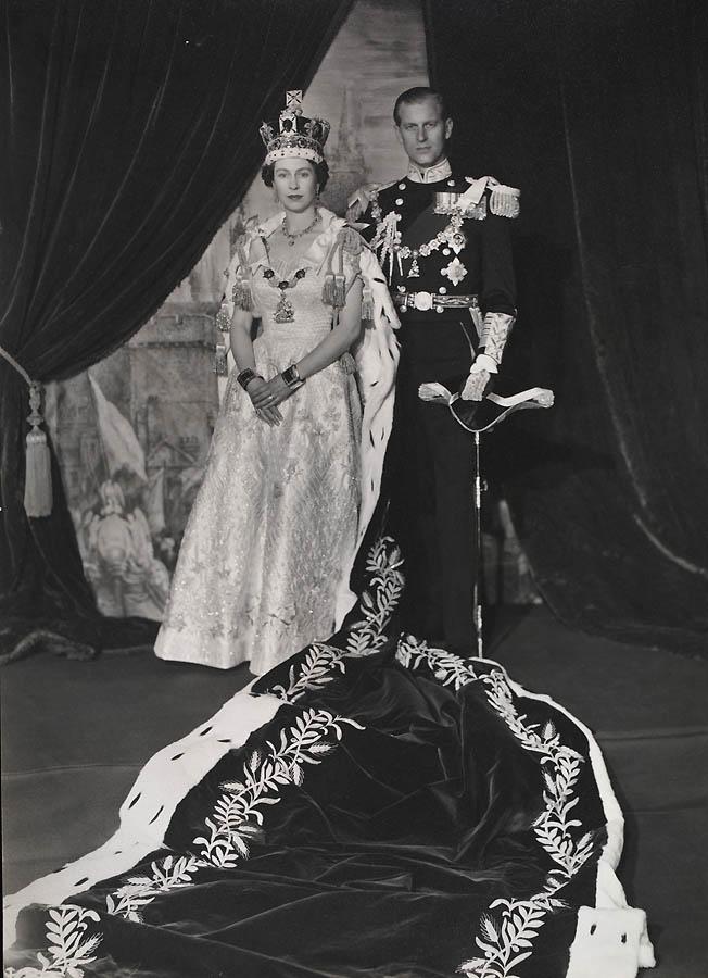 744 Королева Британии Елизавета II: 60 лет на троне