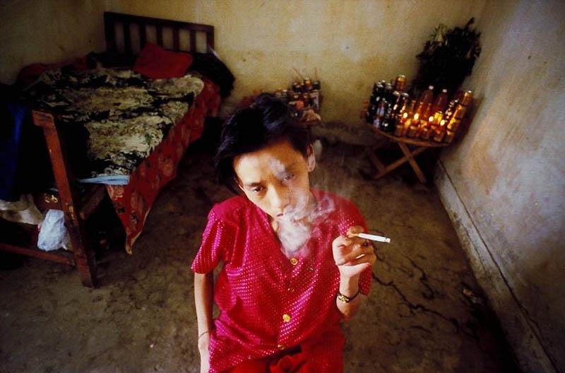 748 Героин: из Бирмы в Китай