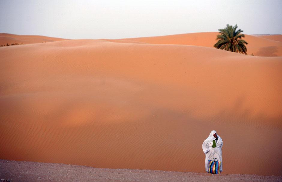 751 Дневник фотографа: Зора Бенсемра арабская женщина фотокорреспондент