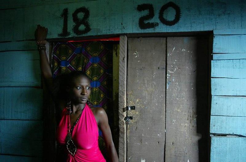 766 Проституция в Лагосе