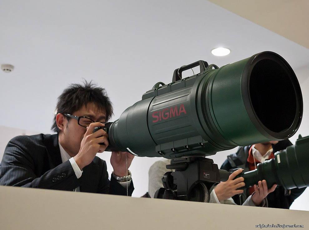 783 Япония: Фотовыставка CPPlus 2012