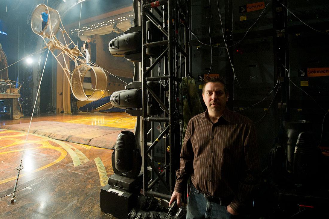 794 Cirque du Soleil в Кремле