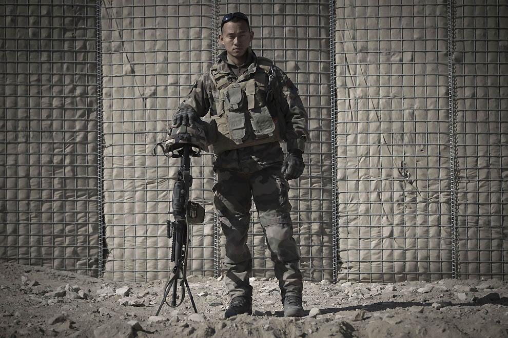 8112 Портреты бойцов Иностранного Легиона