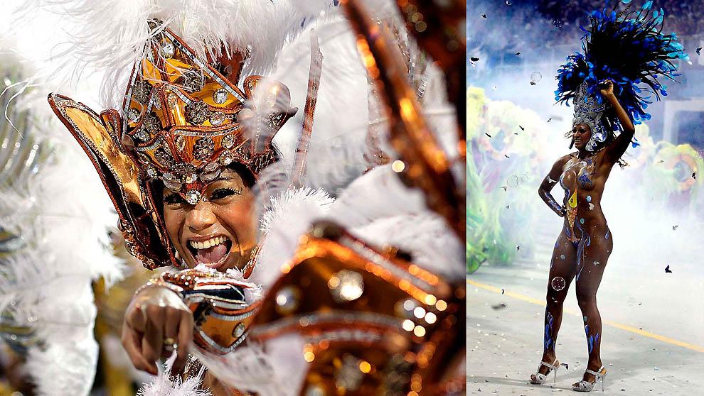 8116 Карнавал в Рио 2012