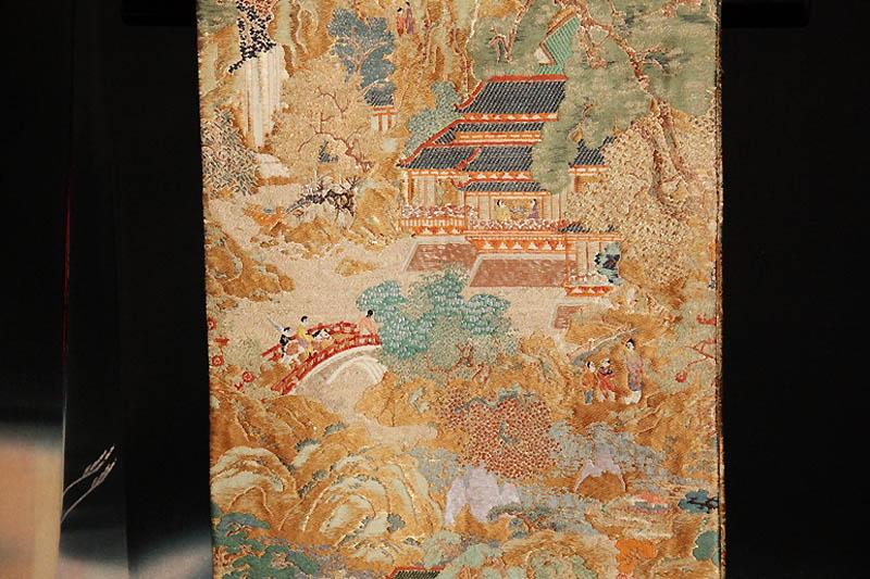 8130 Свадебные кимоно конца 19   начала 20 века