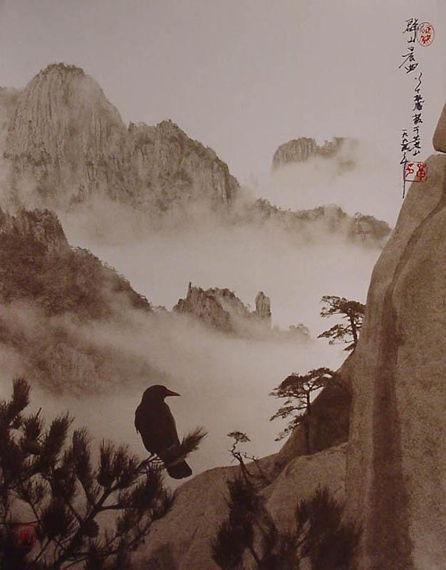 830 Фотографии в стиле традиционной китайской живописи