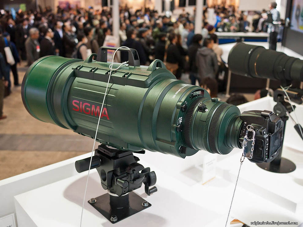 880 Япония: Фотовыставка CPPlus 2012