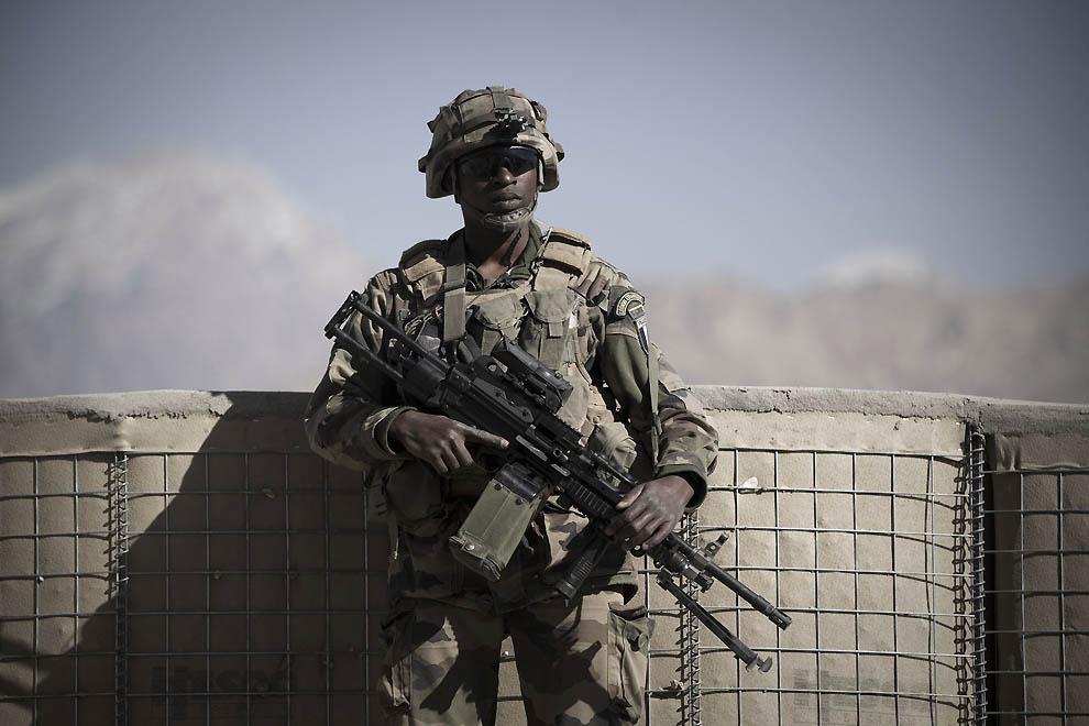9112 Портреты бойцов Иностранного Легиона