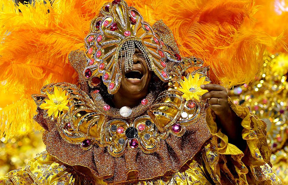 9116 Карнавал в Рио 2012
