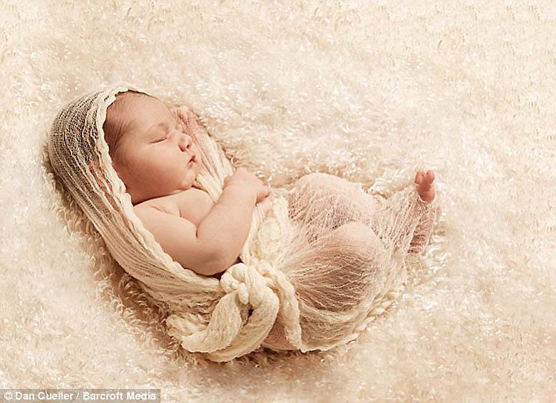 9123 Фотографии спящих младенцев