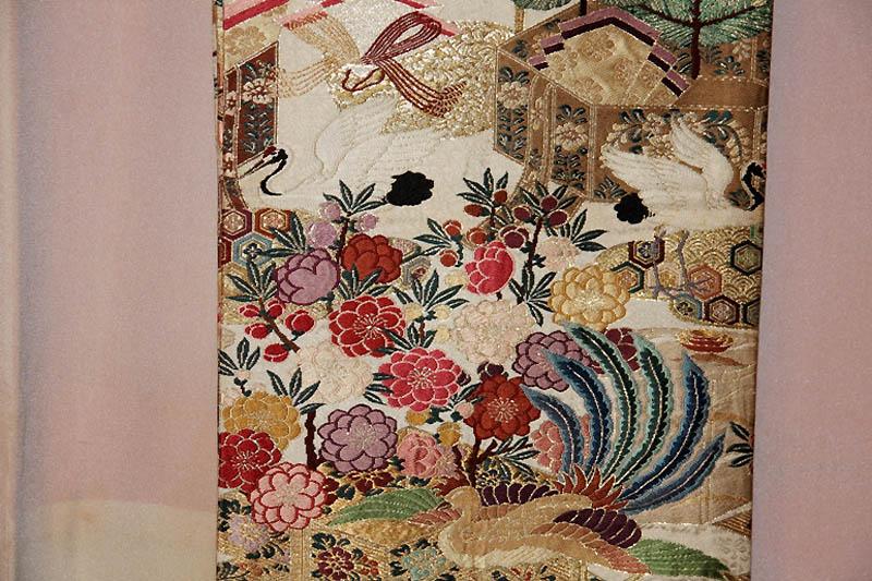9130 Свадебные кимоно конца 19   начала 20 века