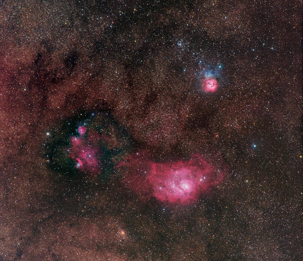 915 Джованни Бенинтенде: Сокровища Млечного Пути