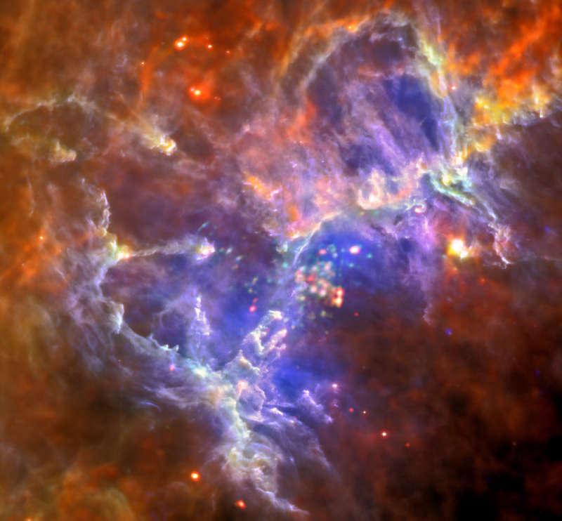 9156 Лучшие фото на космическую тематику   февраль 2012