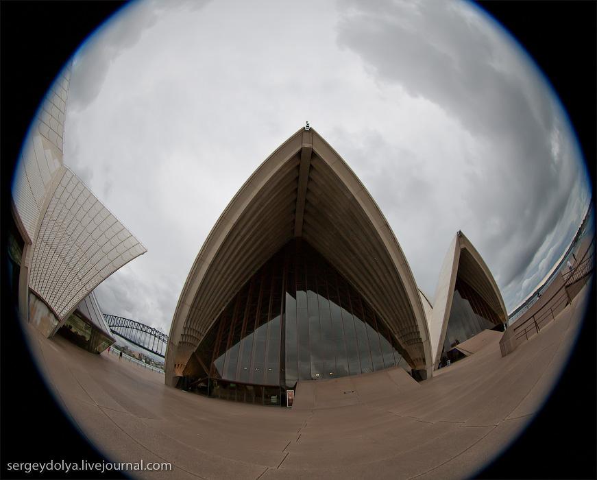 926 Сиднейский оперный театр