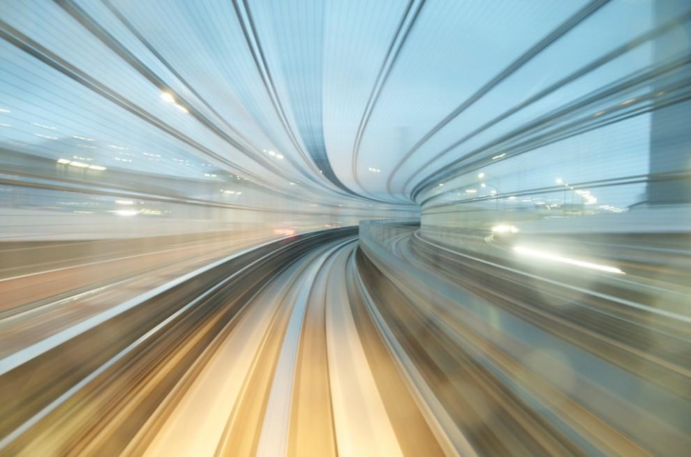 Японские поезда: Как поймать скорость?