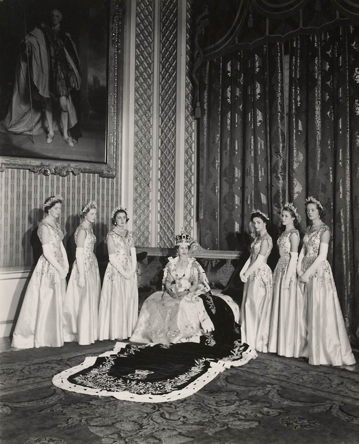 942 Королева Британии Елизавета II: 60 лет на троне