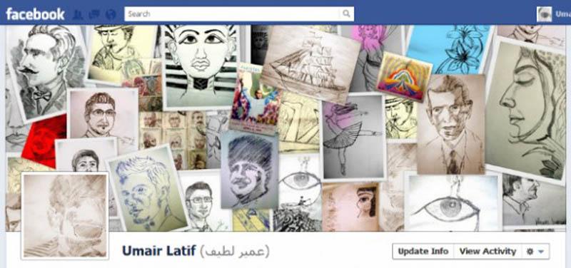 956 25 забавных и креативных обложек приложения Timeline для Facebook