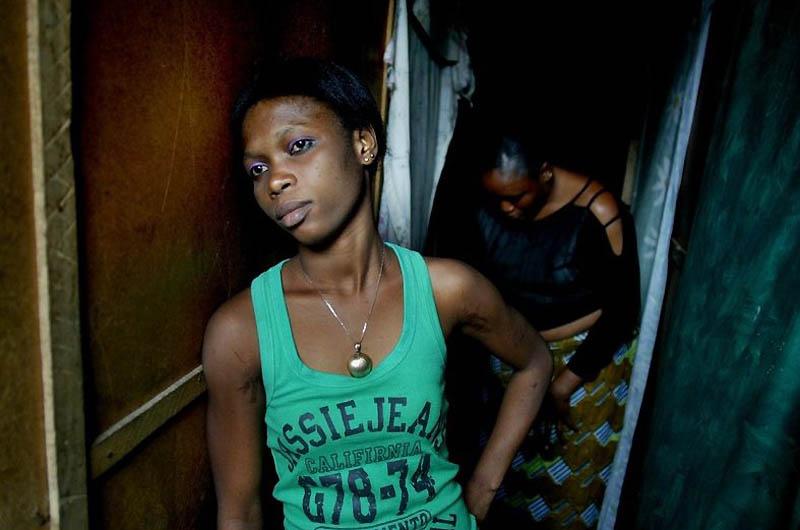 963 Проституция в Лагосе