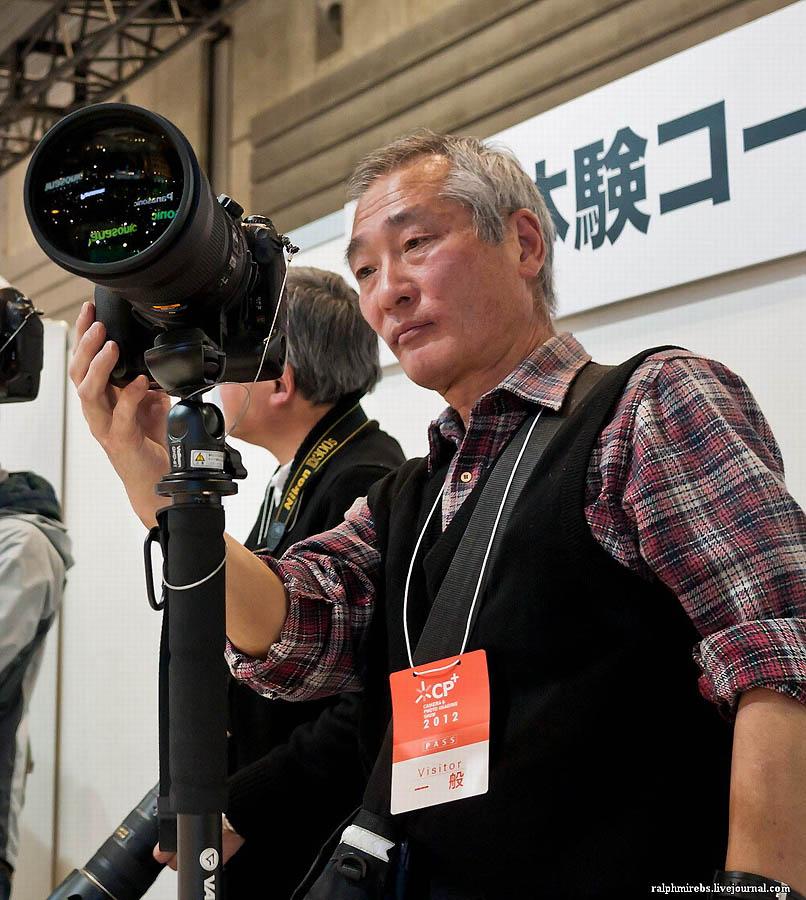 980 Япония: Фотовыставка CPPlus 2012