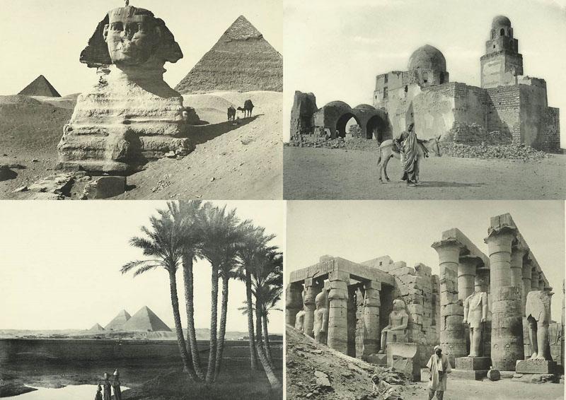 Фотографии из Египта 1870‑х годов