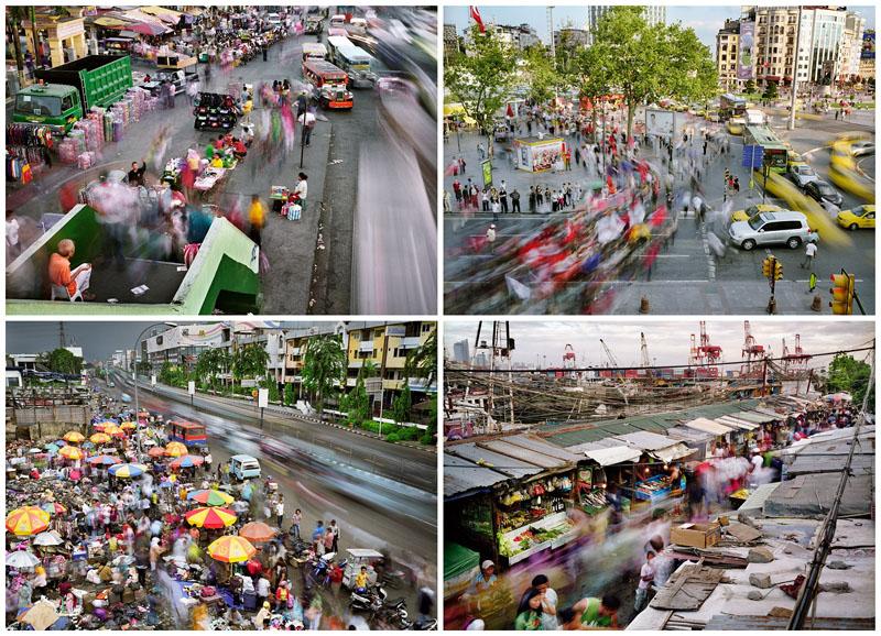 BIGPIC18 Суматоха больших городов в фотопроекте Metropolis