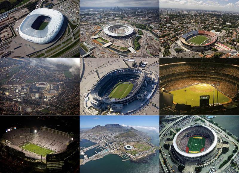 BIGPIC24 25 стадионов   вид сверху