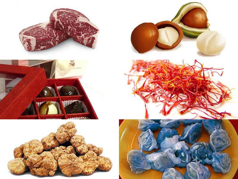 BIGPIC32 Самые дорогие блюда мира