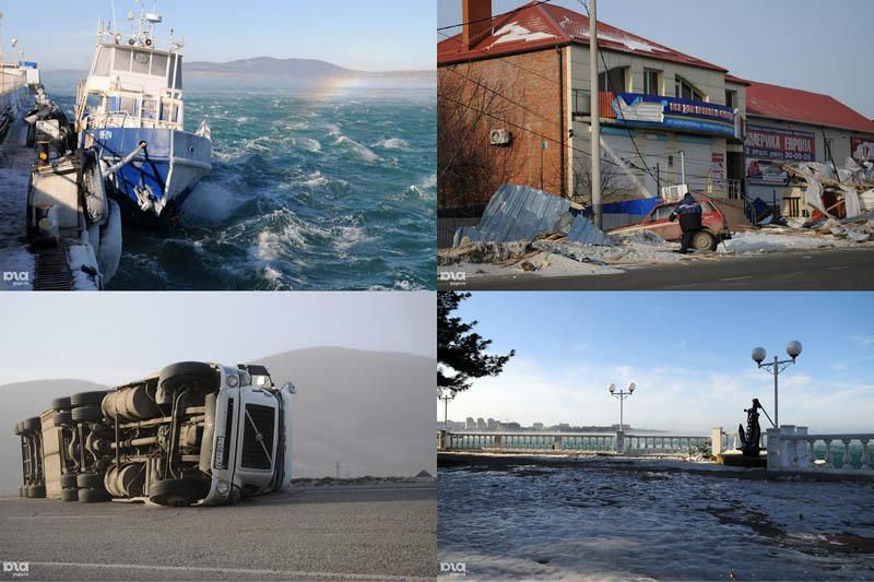 BIGPIC36 Новороссийск и Геленджик в борьбе со стихией