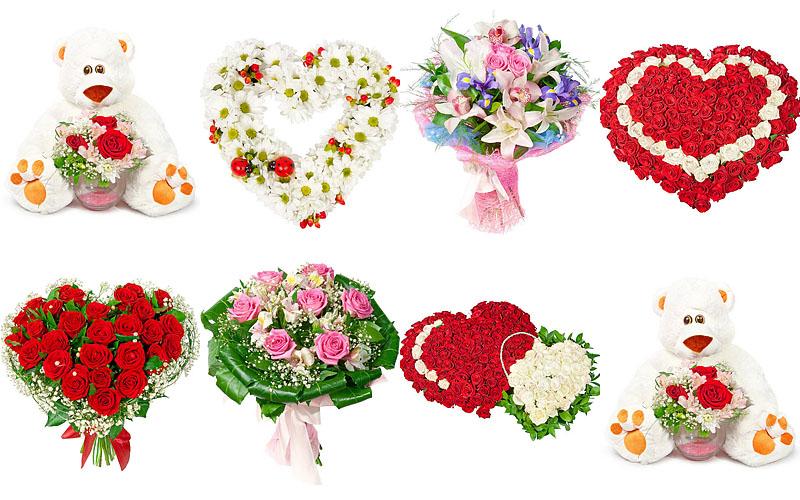 Что подарить на День влюбленных? Цветы с доставкой в любую точкумира!