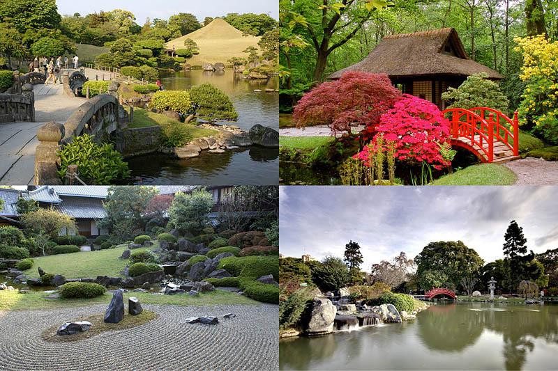 BIGPIC44 20 японских садов со всего света