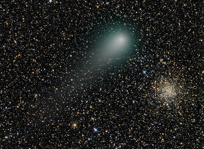 Комета Гаррадда