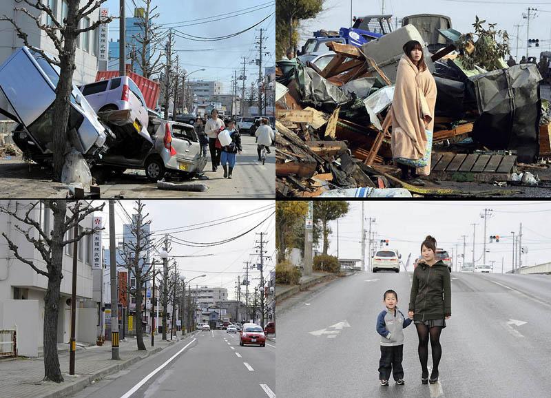 BIGPIC72 Как Япония восстановилась после землетрясения и цунами