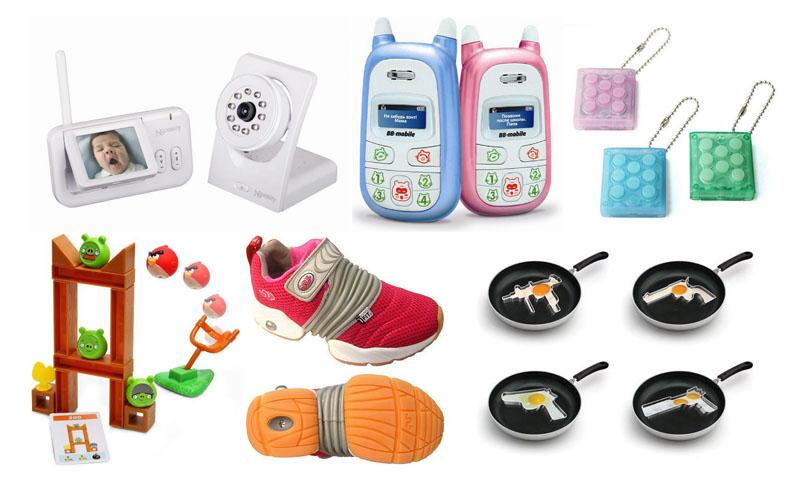 Детские игрушки из будущего