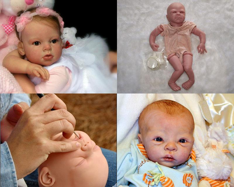 BIGPIC92 Почти живые: удивительно реалистичные куклы реборн