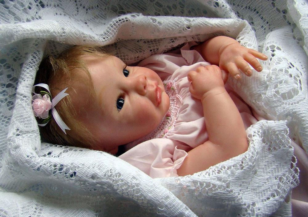 Katie 020 Почти живые: удивительно реалистичные куклы реборн
