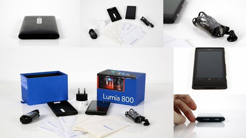 Тест Nokia Lumia800