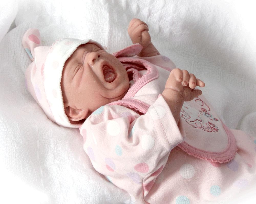 REBORN BABY DOLL JODDIE1 Почти живые: удивительно реалистичные куклы реборн