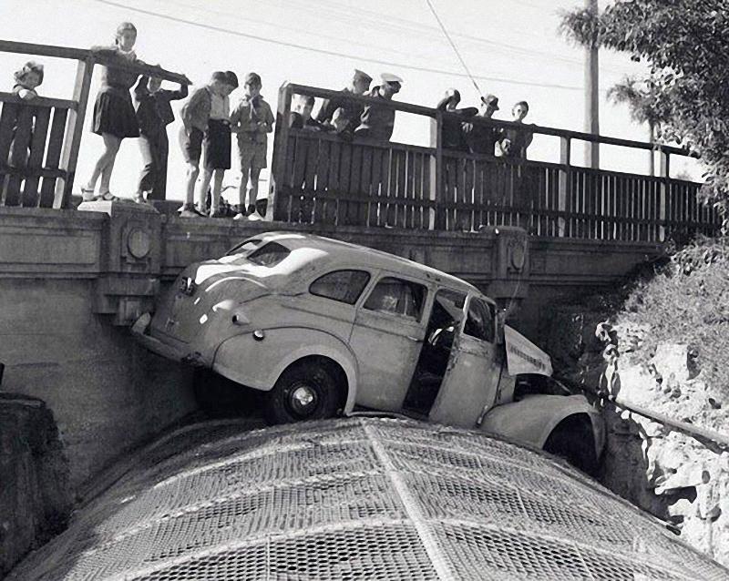 accident 11 Аварии прошлого века