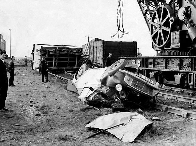 accident 13 Аварии прошлого века