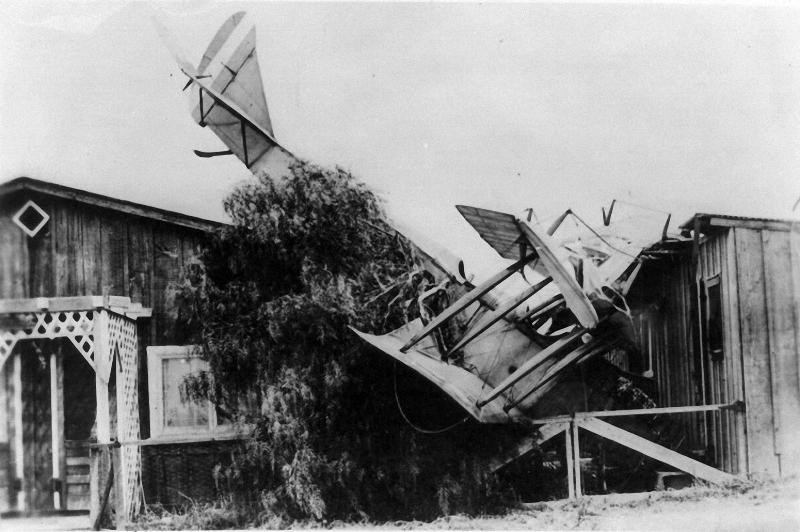 accident 17 Аварии прошлого века