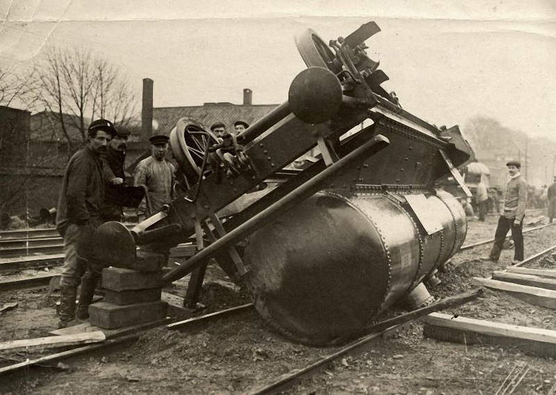 accident 23 Аварии прошлого века