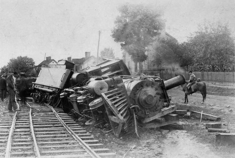 accident 27 Аварии прошлого века