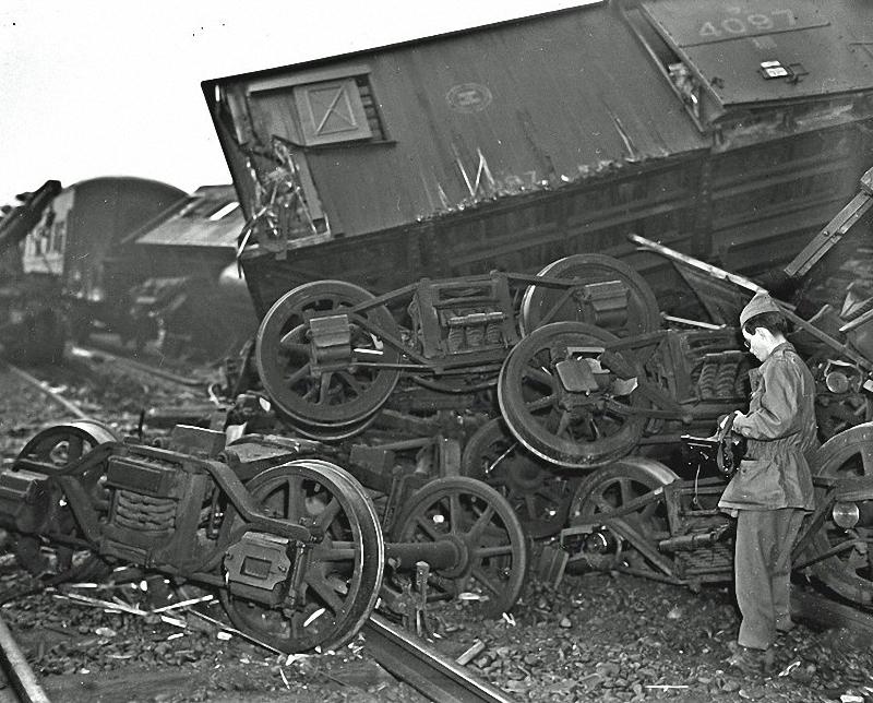 accident 28 Аварии прошлого века