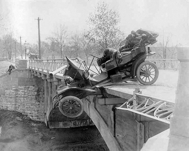 accident 4 Аварии прошлого века