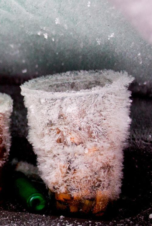auto 006 Швед выжил после 2 месяцев, проведенных в заваленной снегом машине