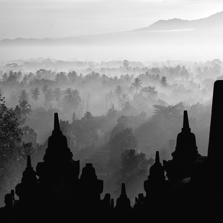 bandw10 Поэзия черно белой фотографии в работах Хенгки Коентжоро