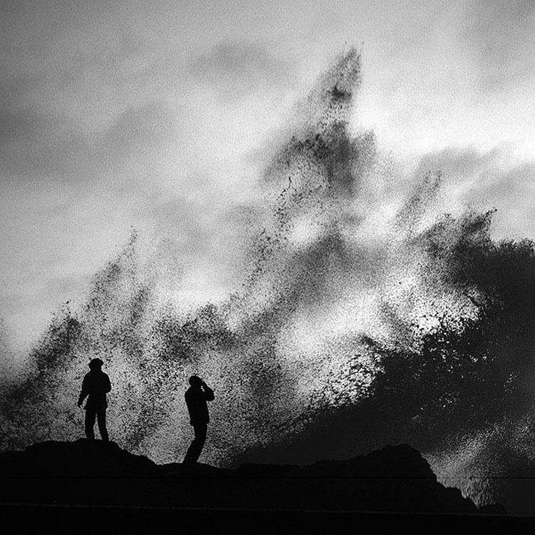 bandw28 Поэзия черно белой фотографии в работах Хенгки Коентжоро