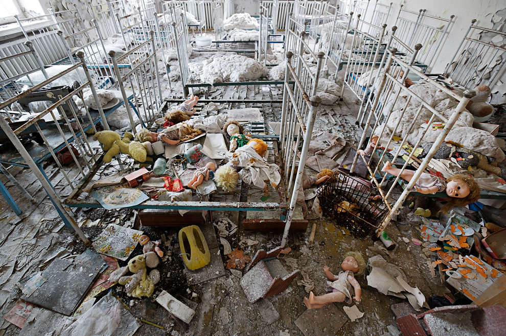 bp108 Длинная тень Чернобыля